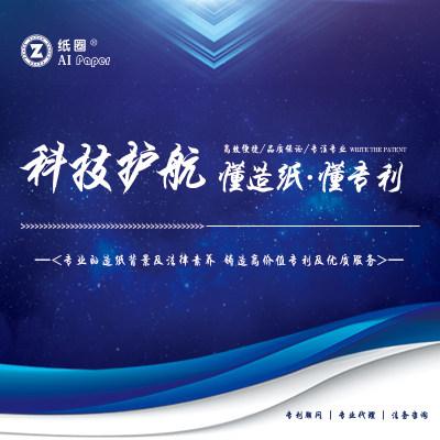 造纸专利(咨询)服务