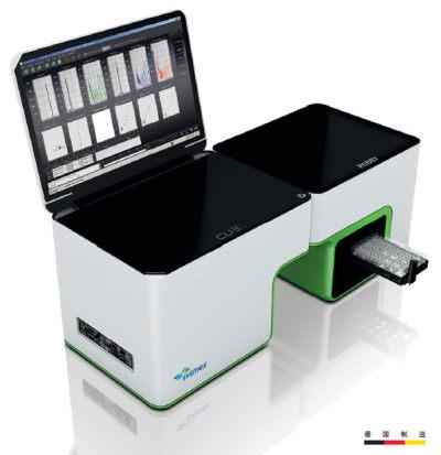 微细胶粘物检测仪(流式细胞仪)
